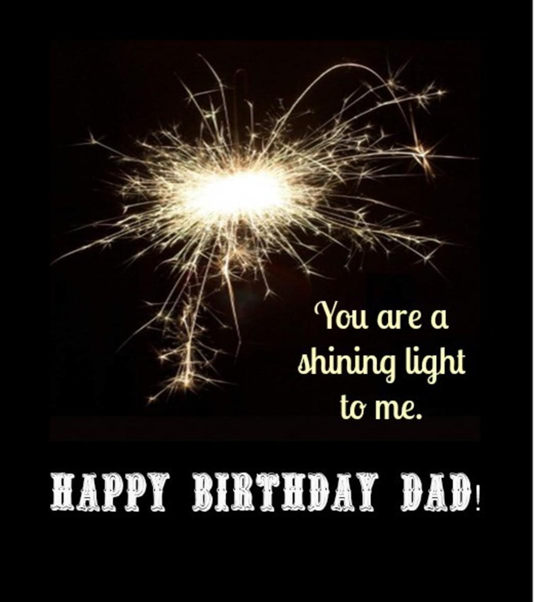 Inside Birthday Greeting Card