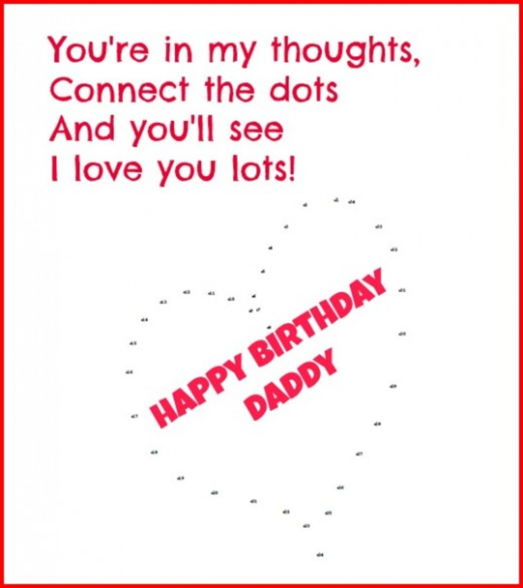 Card Inside for Birthday Poem for Dad from Kid
