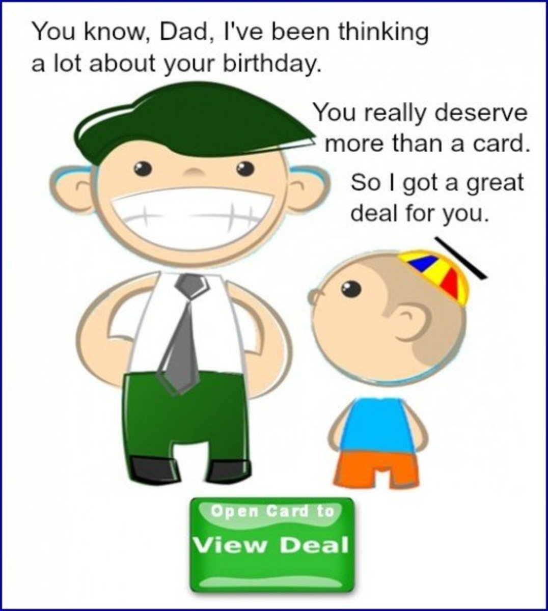 Funny Dad Birthday Cards Funny dad birthday card from