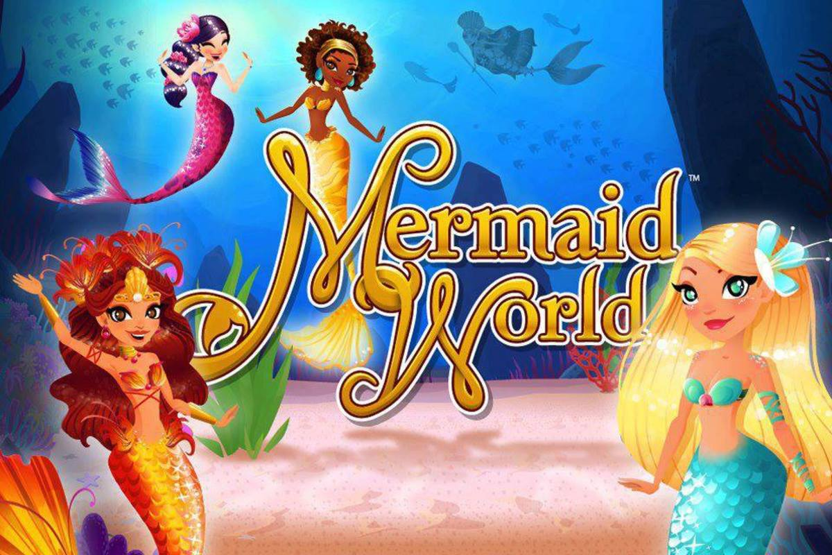 Mermaid World - Online Game