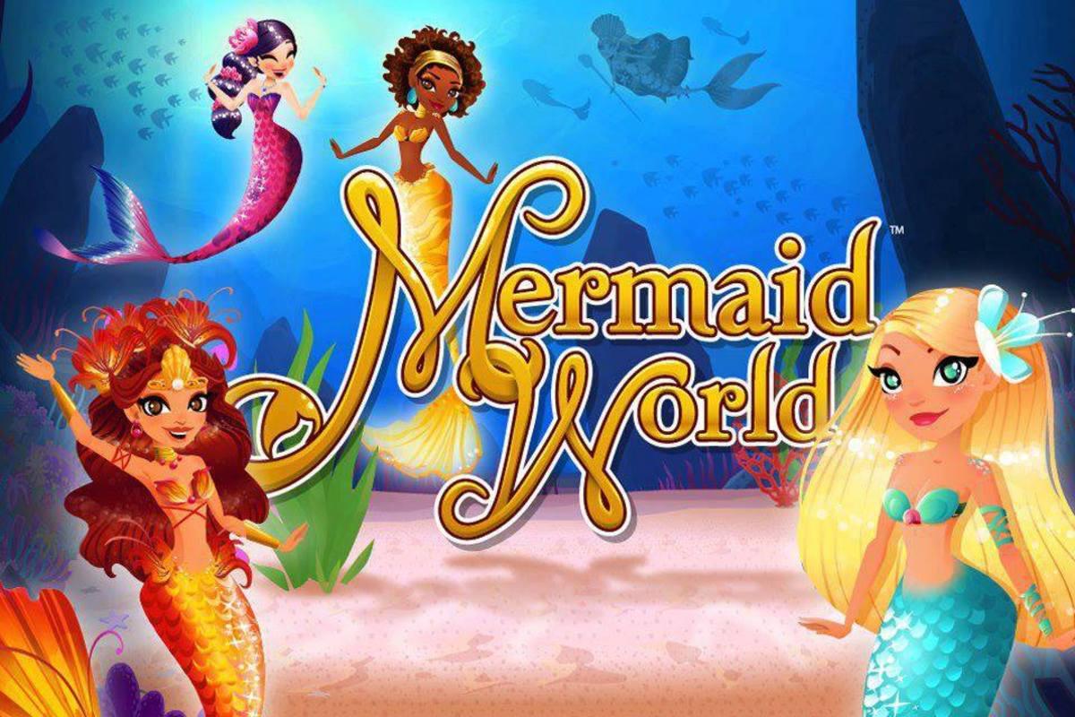mermaid-world