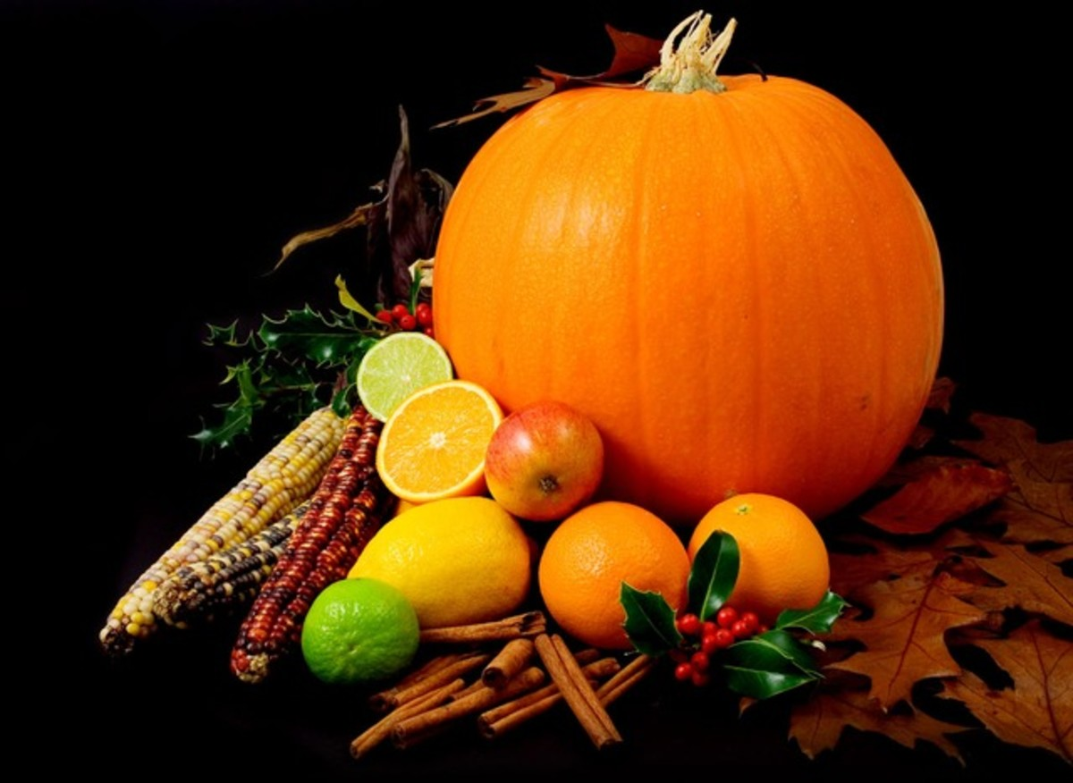 Mabon is the 'Pagan Thanksgiving'.