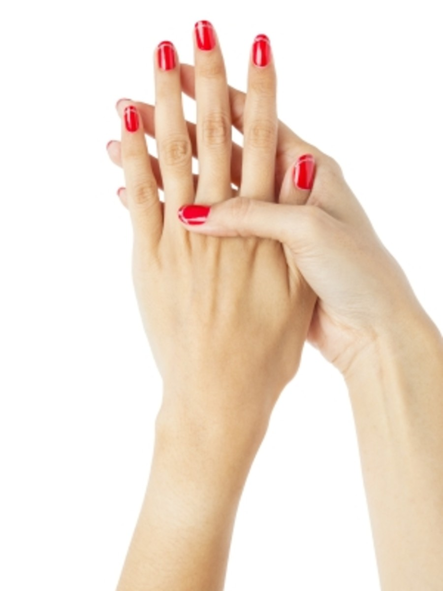 with a few basics you too can have healthy hands, nails and cuticles