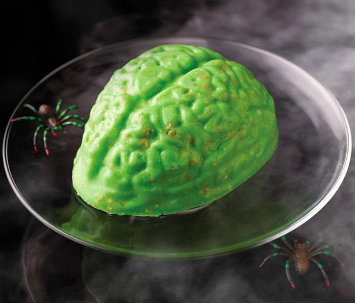 Toxic  Jello Brain