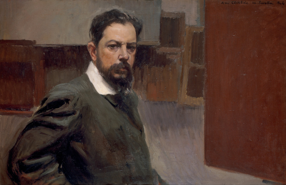 About Joaquin Sorolla - Spanish Painter