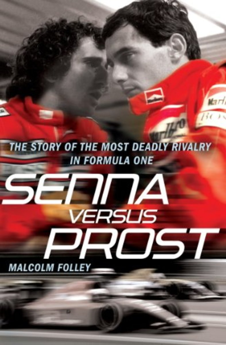 Rivalry: Ayrton Senna and Alain Prost