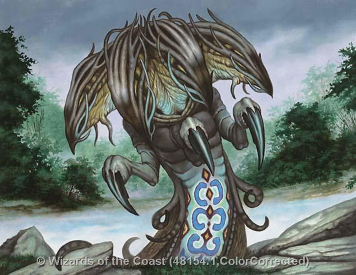 Magic the Gathering EDH Deck: Slivers in Oz