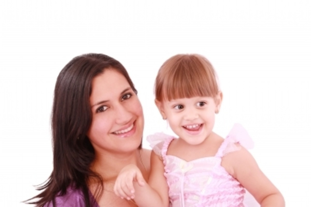 The Divine Parent and Child Reationship: the beautiful, pure and innocent relationship