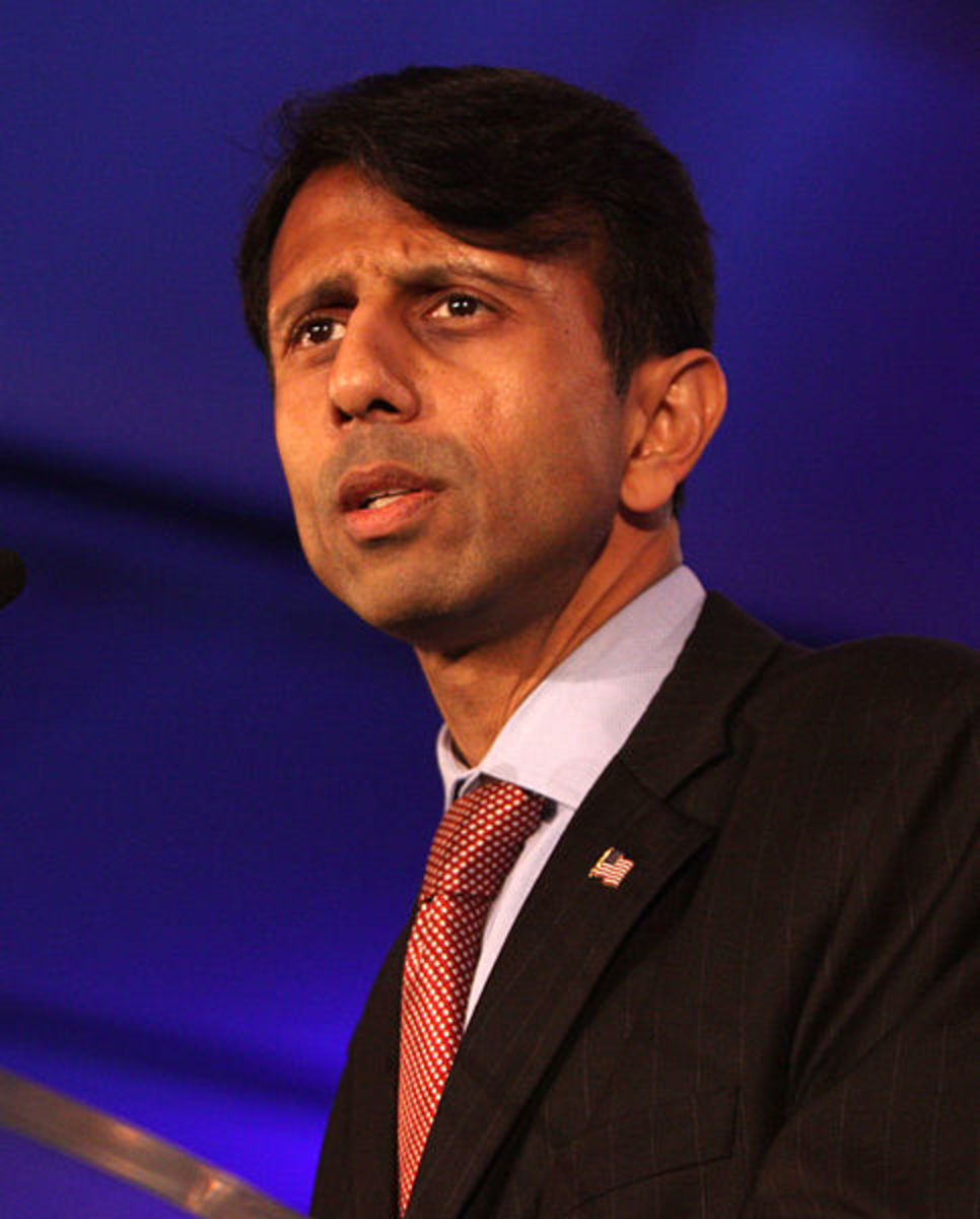 Mr.Jindal: I just wanna be Persident