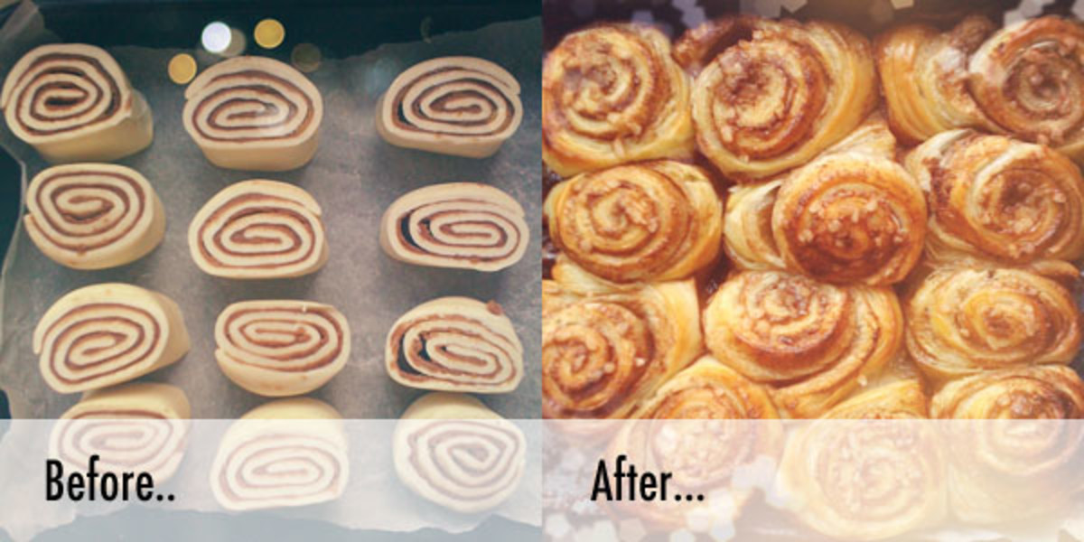 How to make Danish Pasteries - Cinnamon Whirls or Apple, Raisin ...