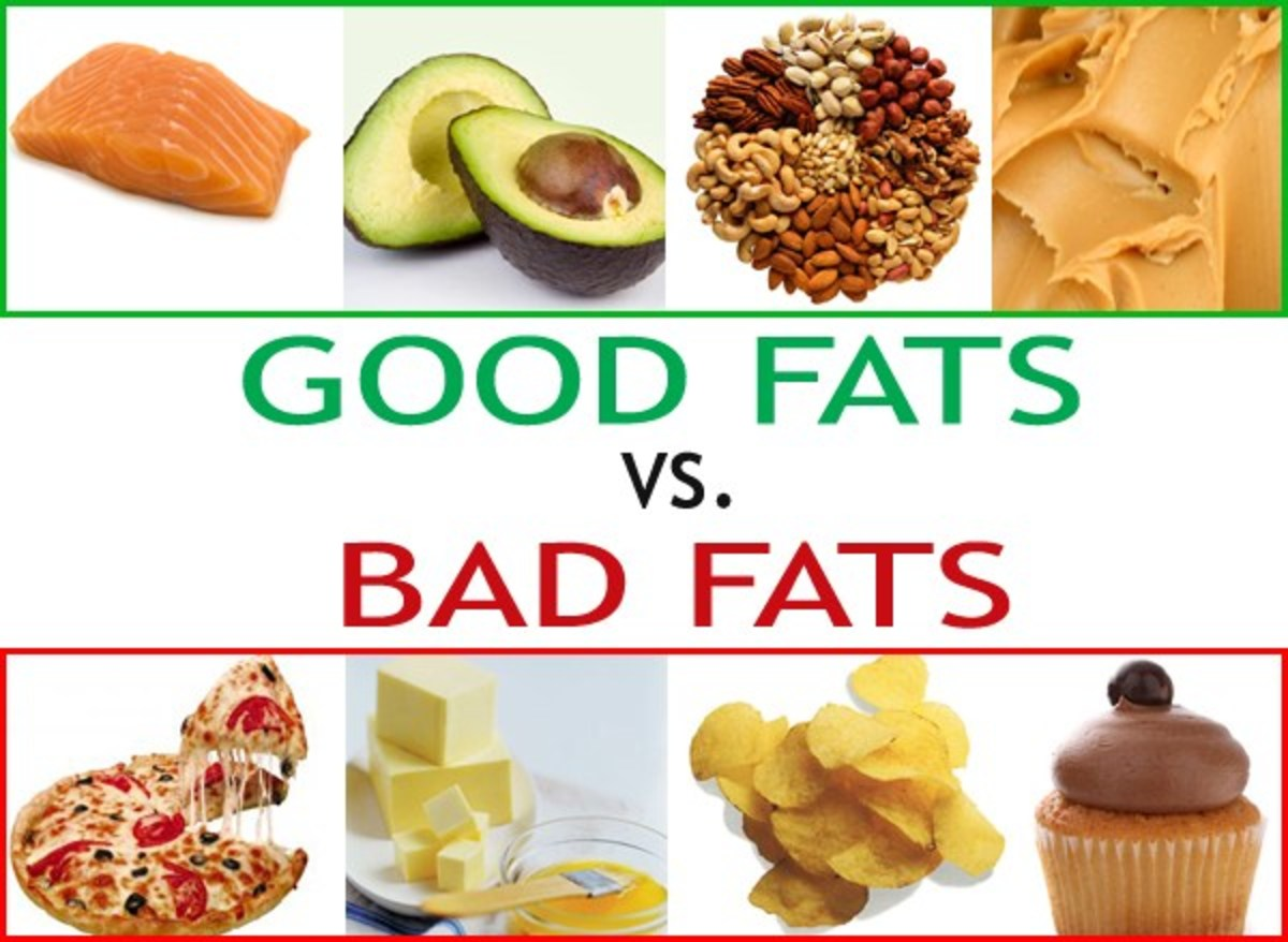 Good Fat vs Bad Fat:  The Misunderstood Macro-Nutrient