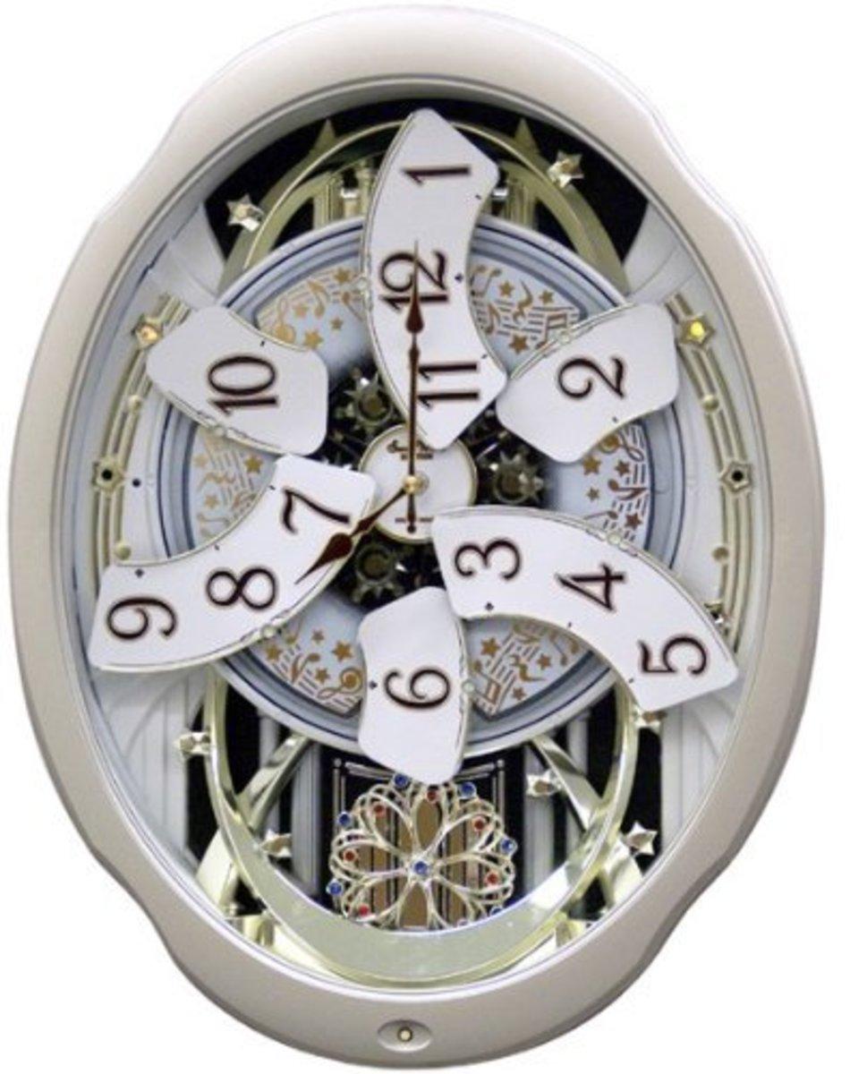 Rhythm Clocks Marvelous