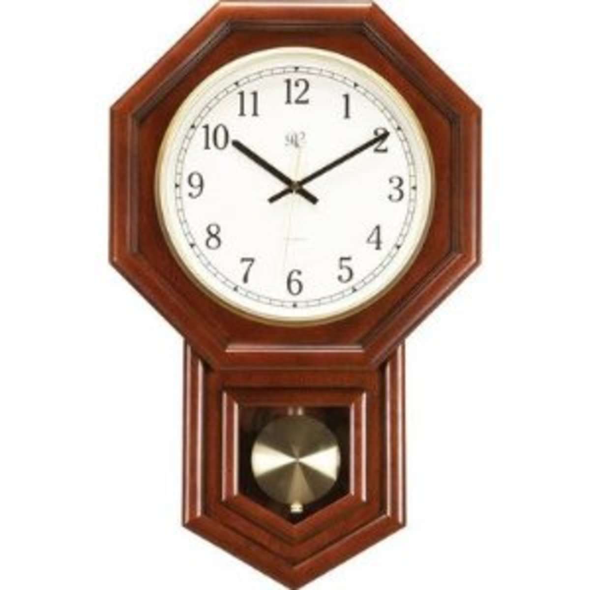 River City Clocks 801-403C 21-Inch Radio-controlled Schoolhouse Clock