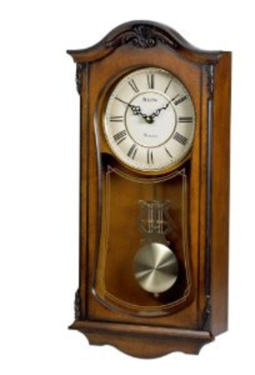 Cranbrook Wall Clock by Bulova