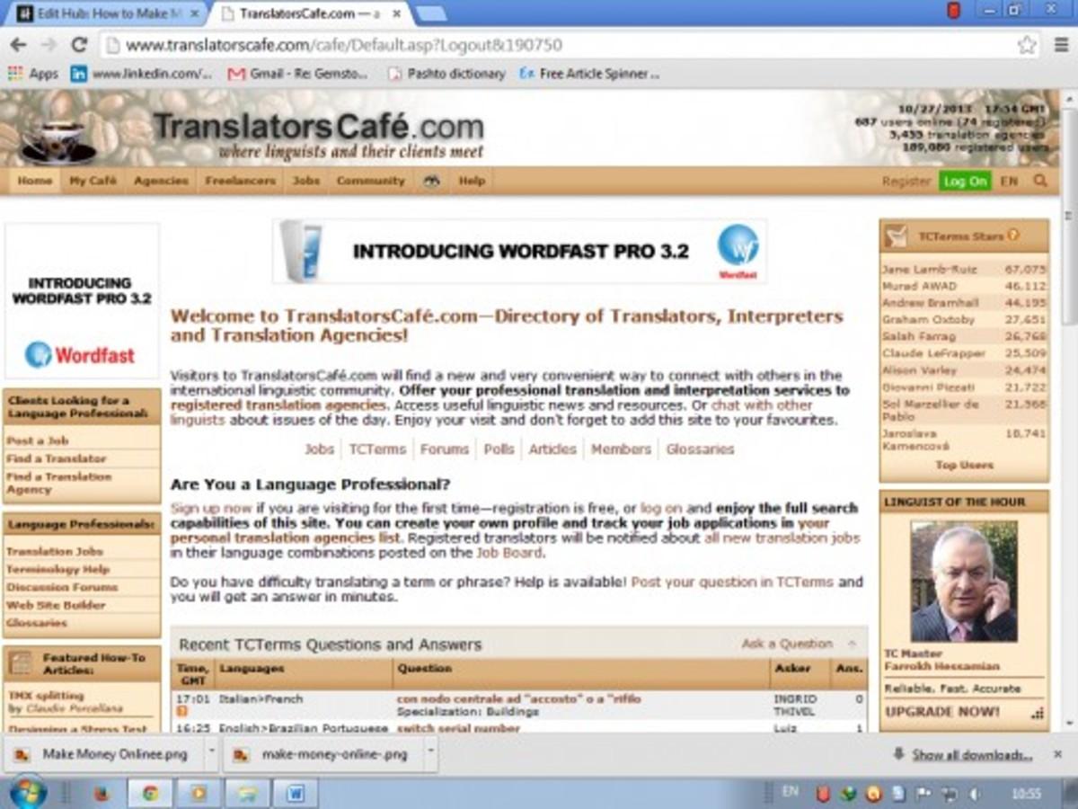 Make Money With Translation