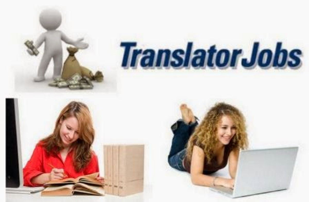 Make Money Online : Making Money with Translation