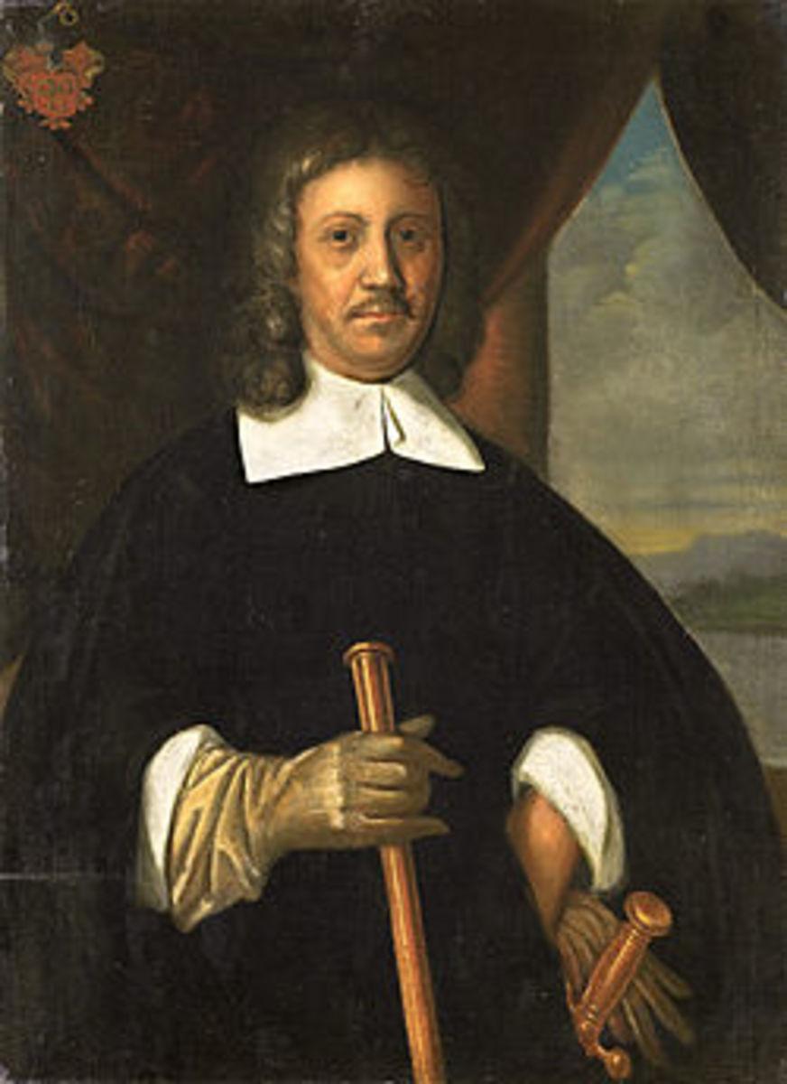 Portait of Jan Van Riebeeck