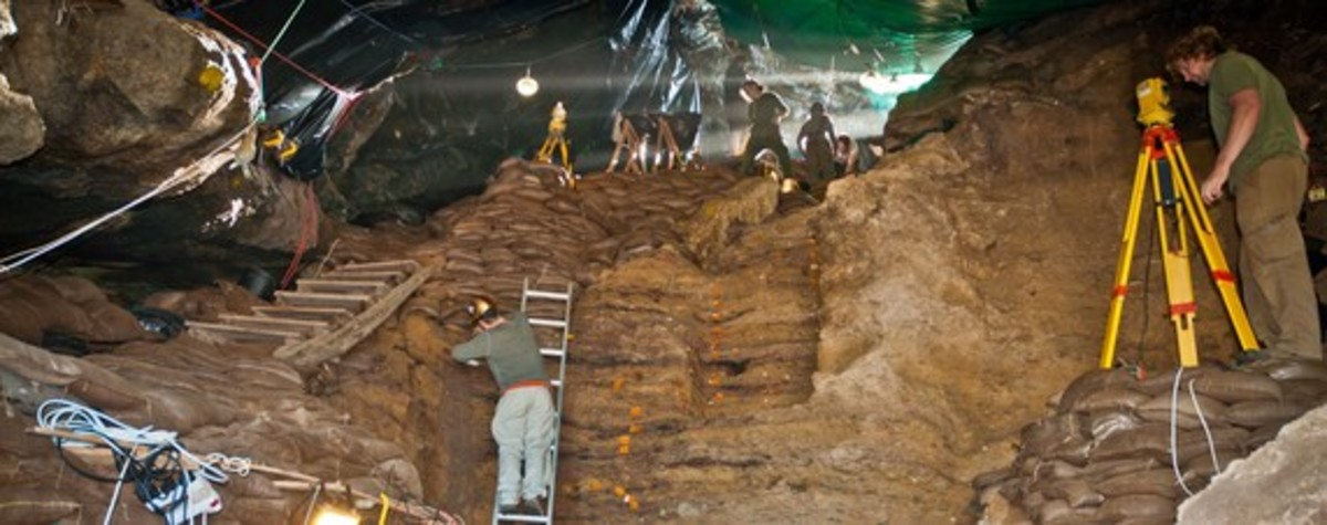 A trove of sophisticated stone tools recently dug up from a South African cliff suggests early modern humans developed complex cognitive ability anywhere from 6,000 to 10,000 years earlier than many scientists believe. Crucially, the discovery indica