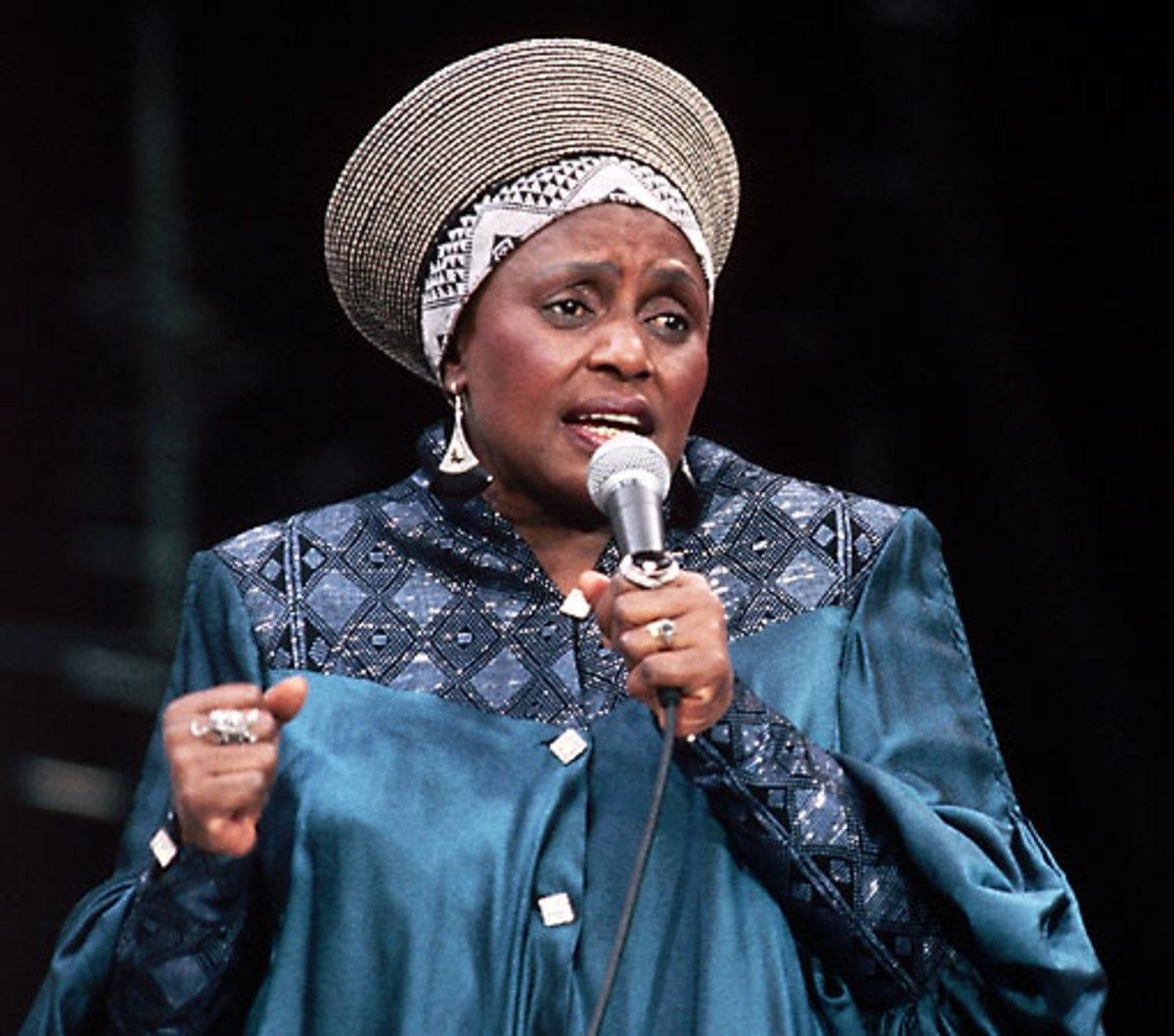 Ausi Miriam Makeba
