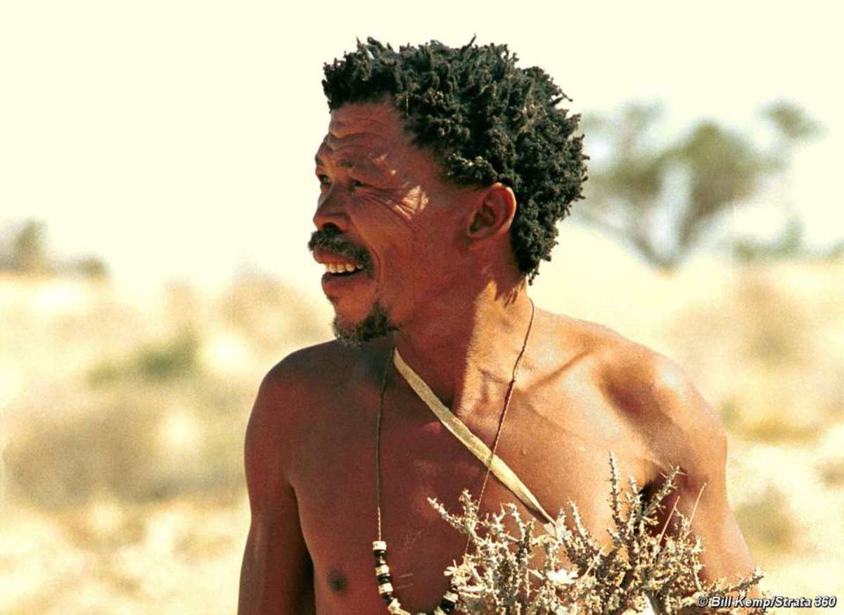 The Bushman/San of South Africa