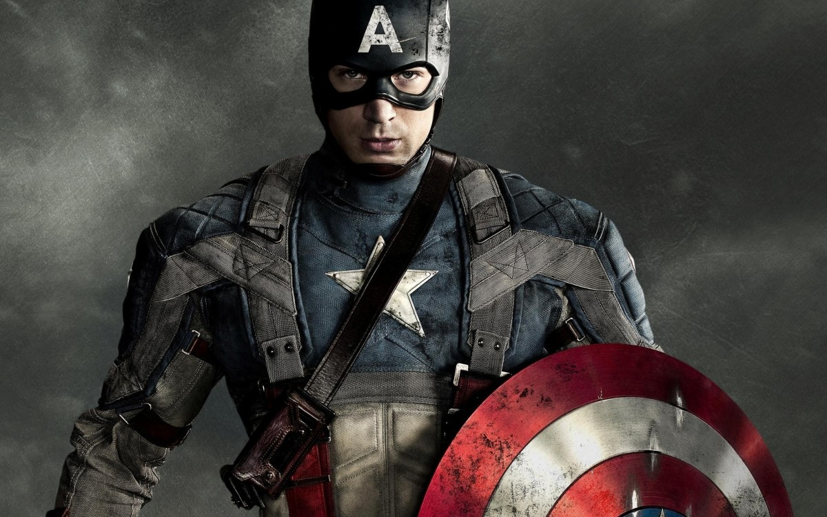 Captain America - what every American wants to live up to.