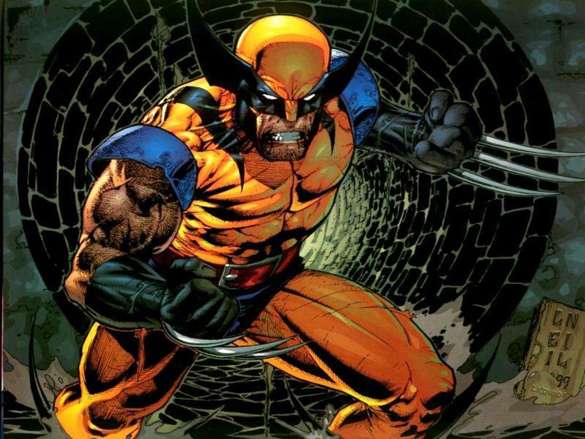 Wolverine is amazing