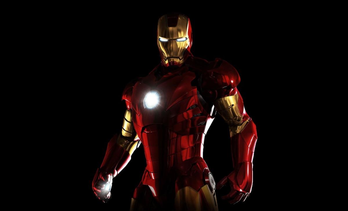 Iron man is brilliant