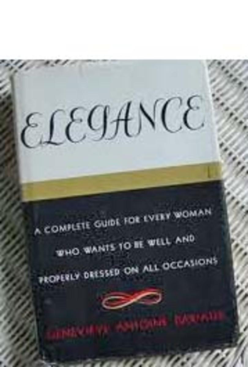 """Elegance"""