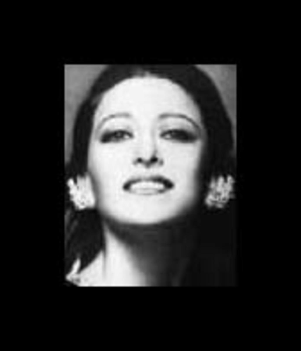 Maya Plisetskaya, prima ballerina assoluta  of the Bolshoi Theatre without equal.