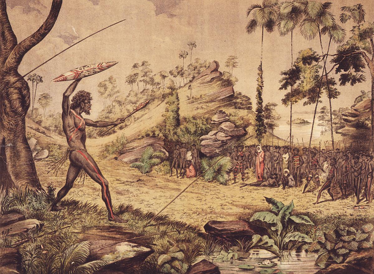 Aboriginal Uprising