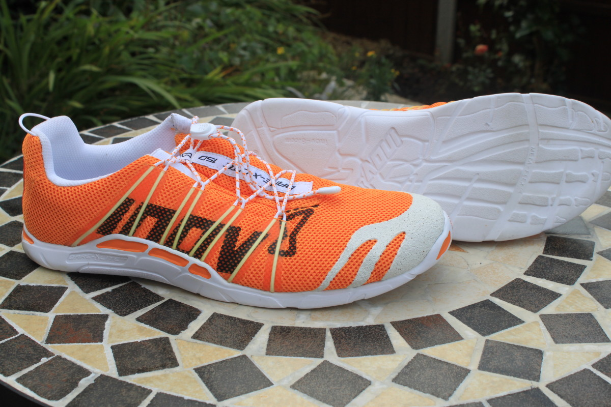 Inov 8 bare x lite 150 crossfit and running shoes