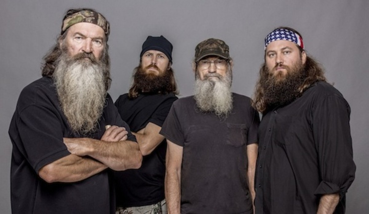 "Long ""Duck Dynasty"" style beards are never appealing in a potential dance partner"
