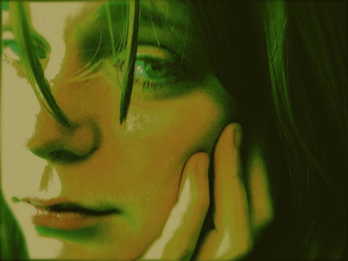 Girl in despair : Creative Commons lisenced via Flickr