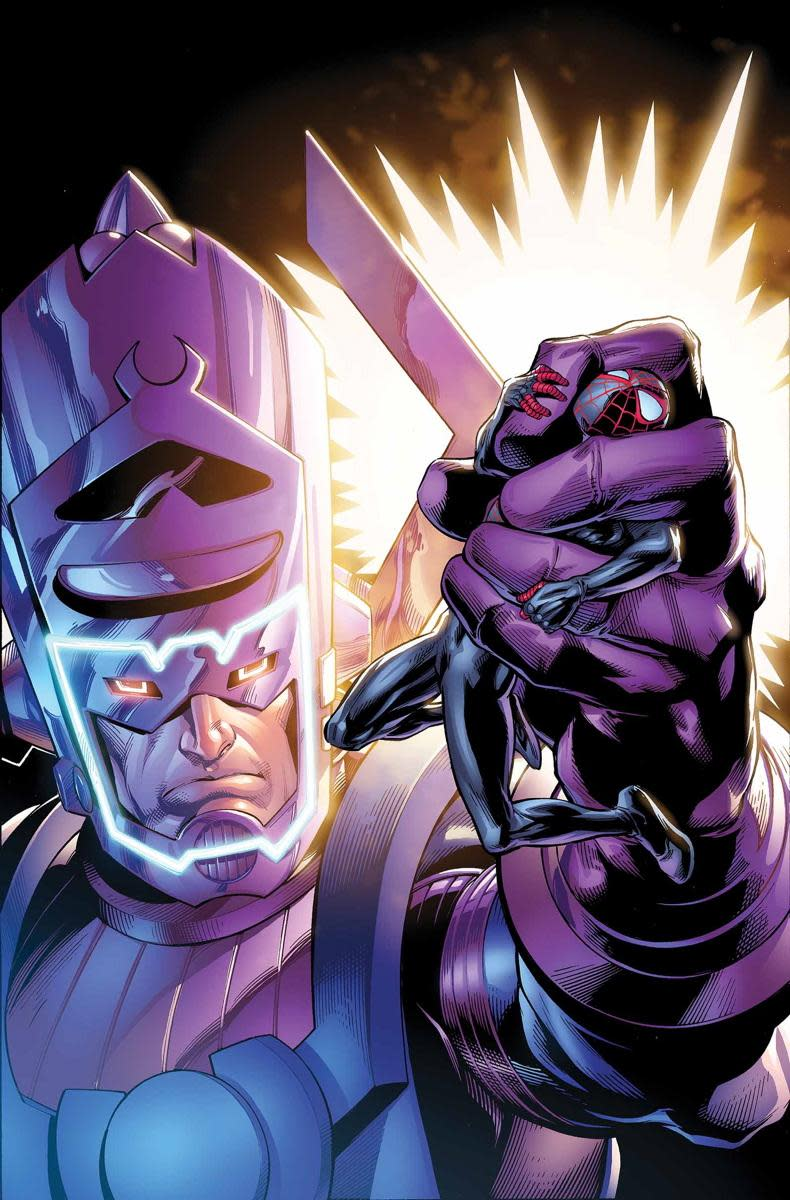 Cover of Cataclysm - Ultimates' Last Stand #2 (2014)