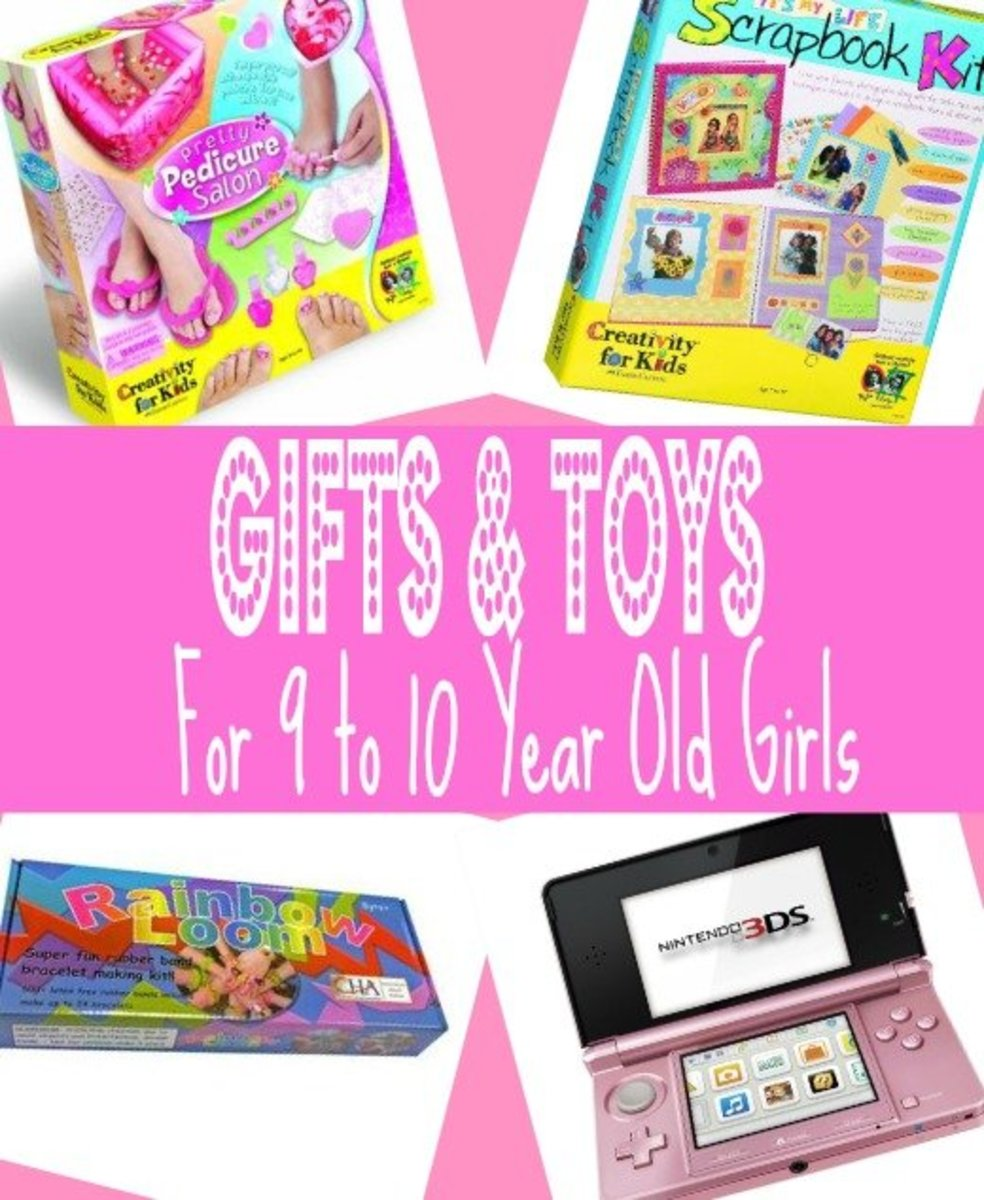 Best Toys For 9 Year Olds : Best gifts toy for year old girls in top picks