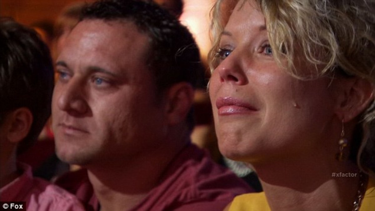 Rion Paige's parents react to her performance