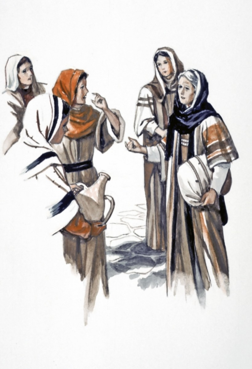 ruth-and-the-kinsman-redeemer-part-one
