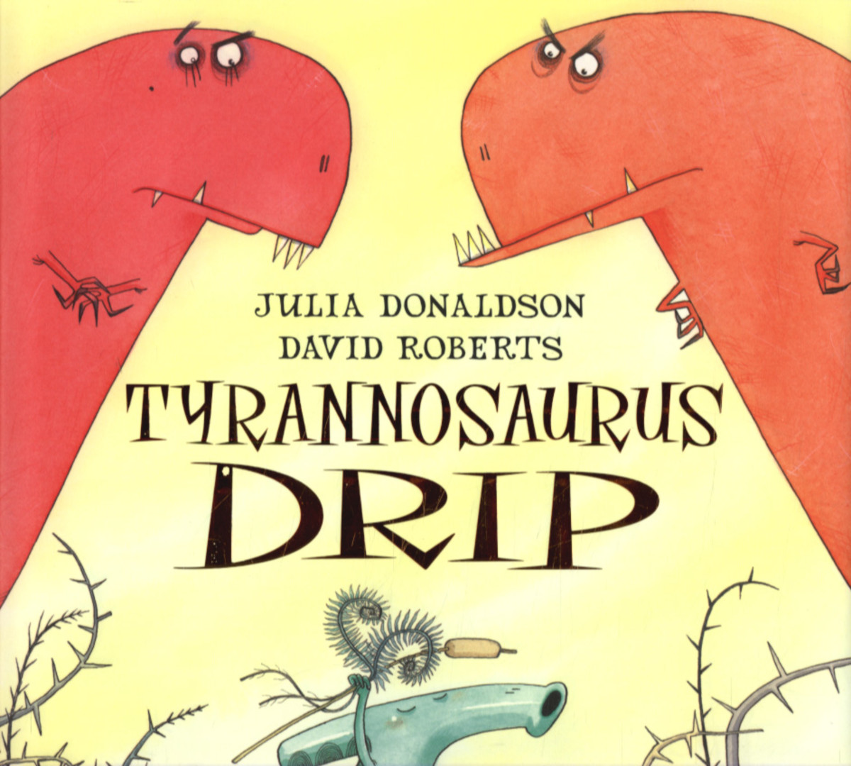 Learning Activities to Accompany Tyrannosaurus Drip