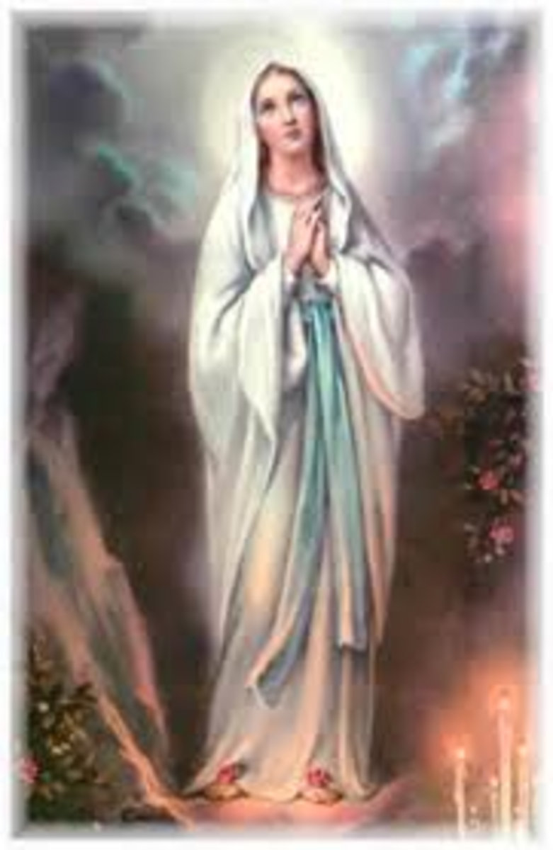 God, His/Her angels,& other benevolent beings are seen as light beings. They are often portrayed in light colored clothing and seen as ethereally beautiful.  Their lightness reflect their high spiritual, otherwordly, &/or godly natures.