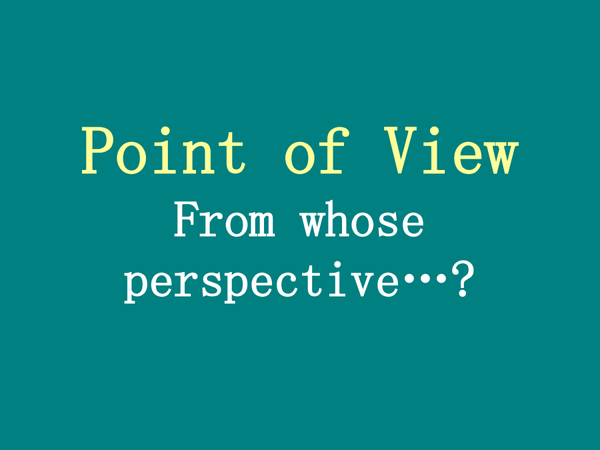 Short Story Point of View