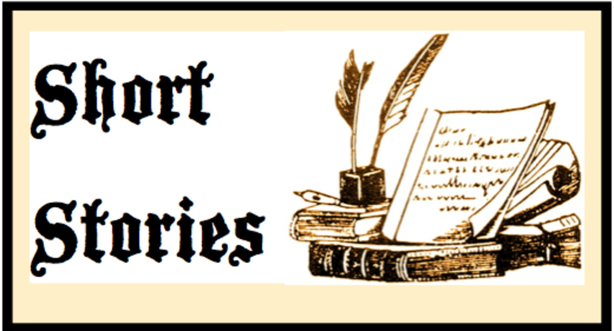 short stories for creative writing idea