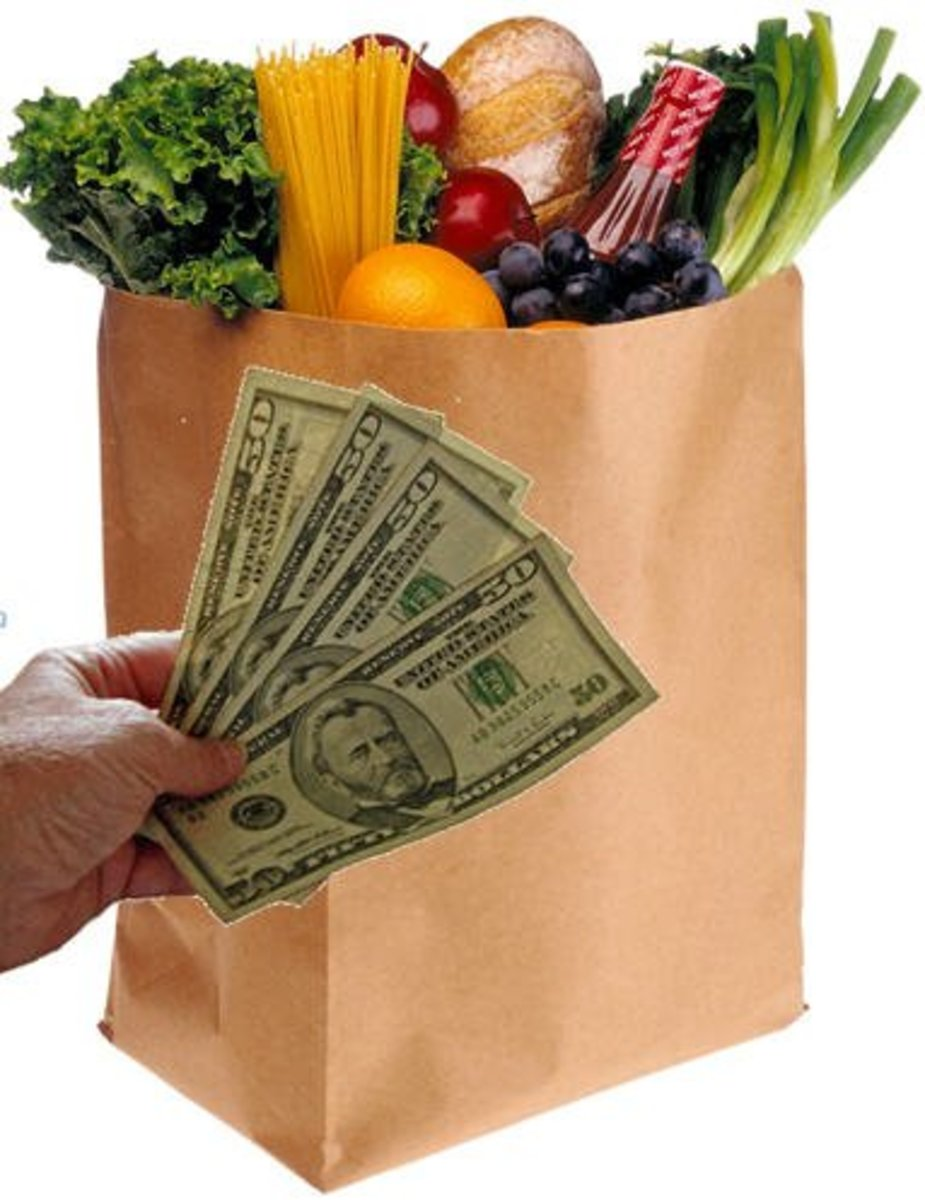 Save money on you grocery bills