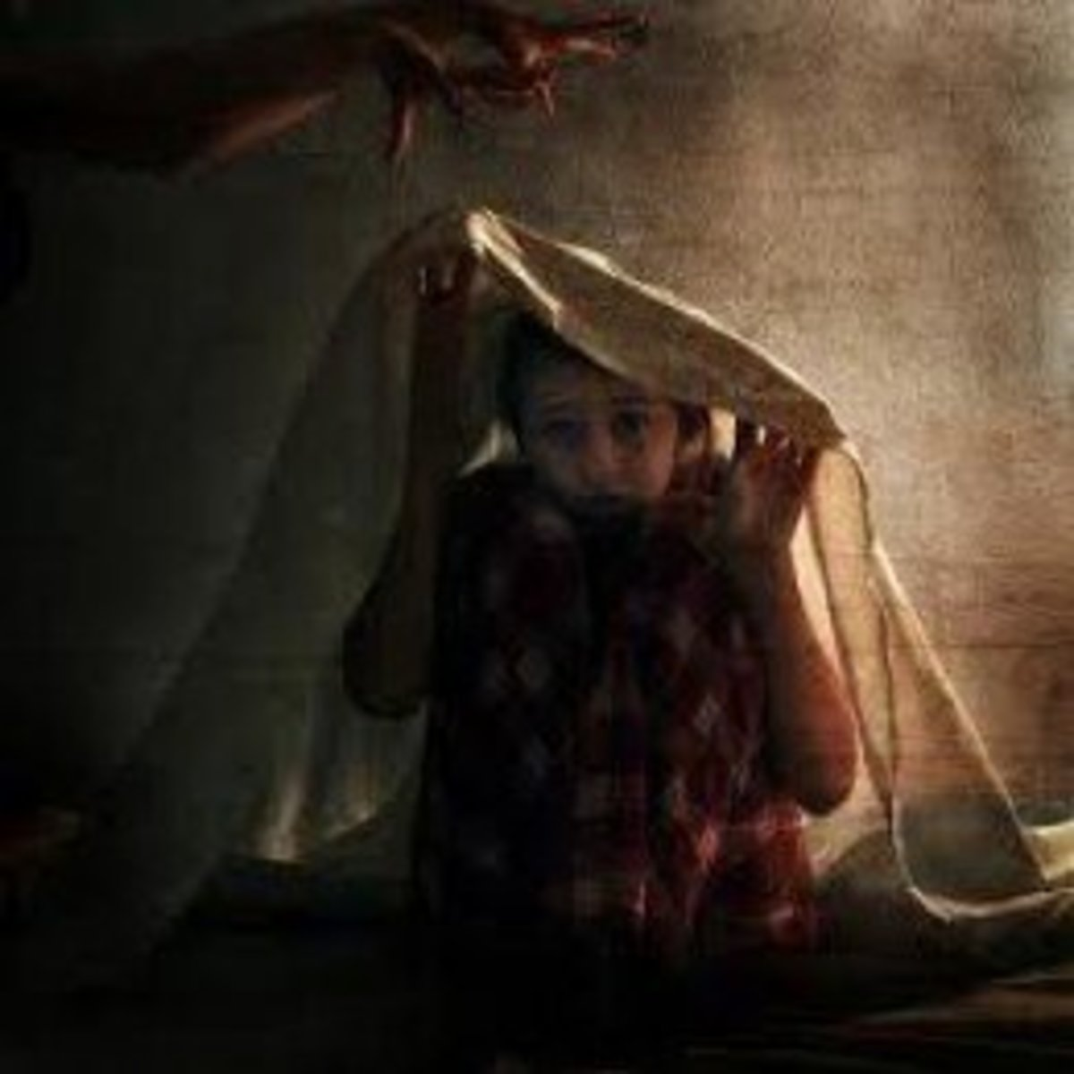 The dark seems DANGEROUS for some people for natural &/or supermatural reasons.There are those who won't go out at night or during dark times because of crime. People tend to let their imaginations get THE BEST of them in the dark.
