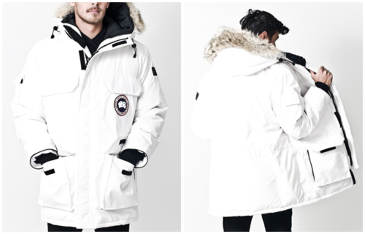 Canada Goose mens sale price - Canada Goose Arctic Collection Review - Extreme Winter Protection