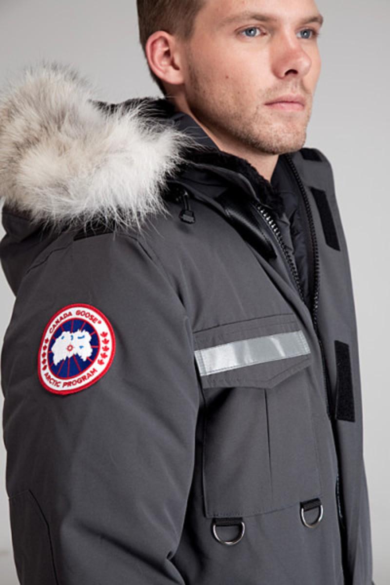 borden bomber jacket canada goose