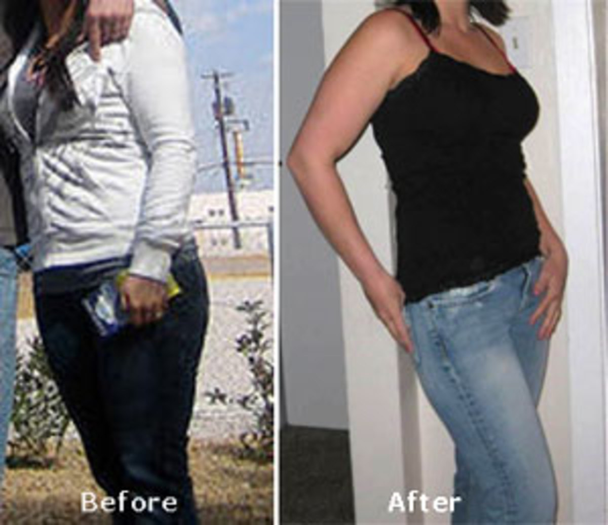 Real HCG drops and a well thought out HCG diet protocol can lead to astounding weight loss.