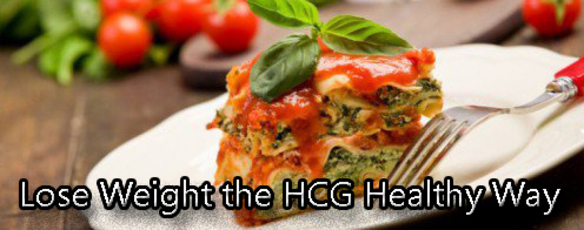 Eat what you want on the HCG Diet.