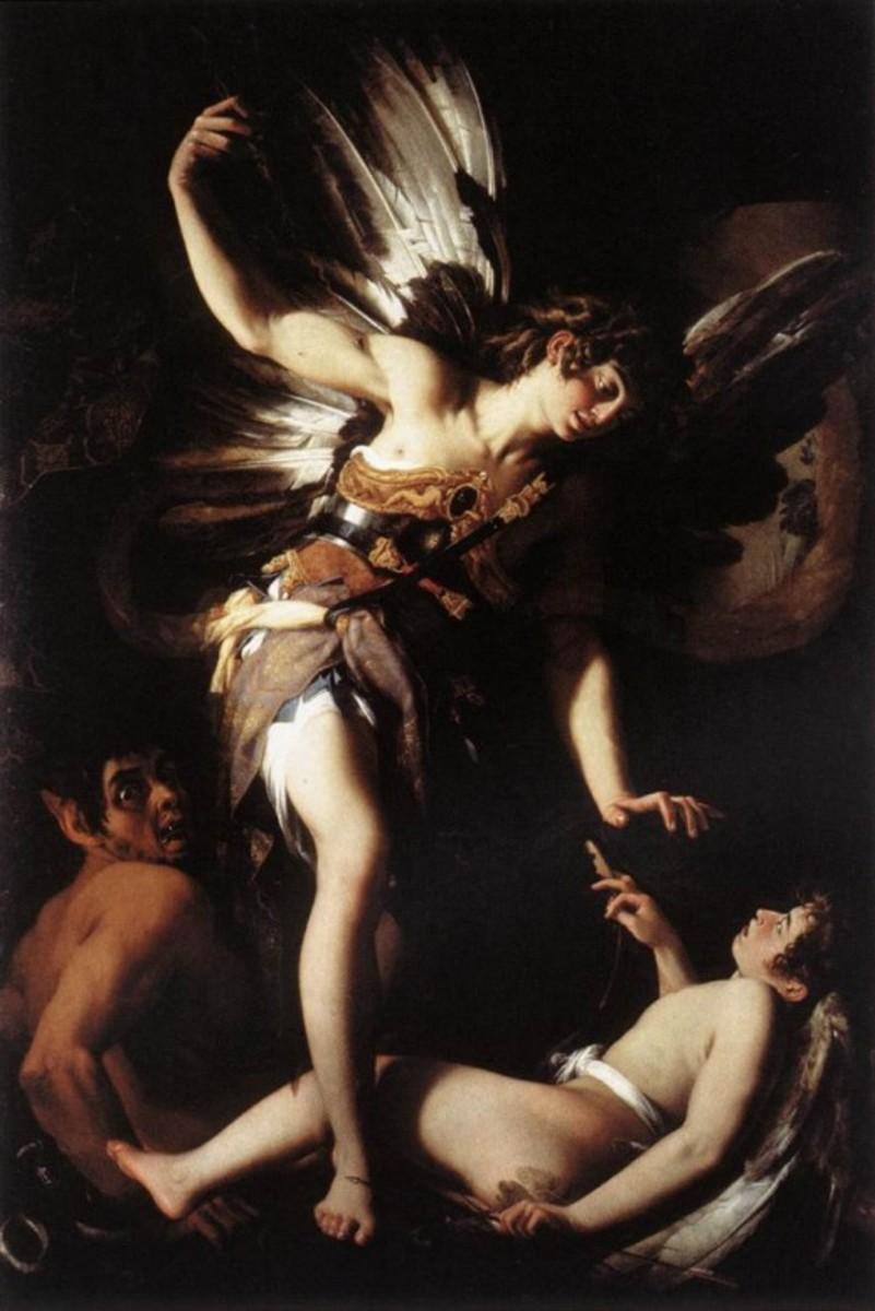 Sacred Love Versus Profane Love, 1603