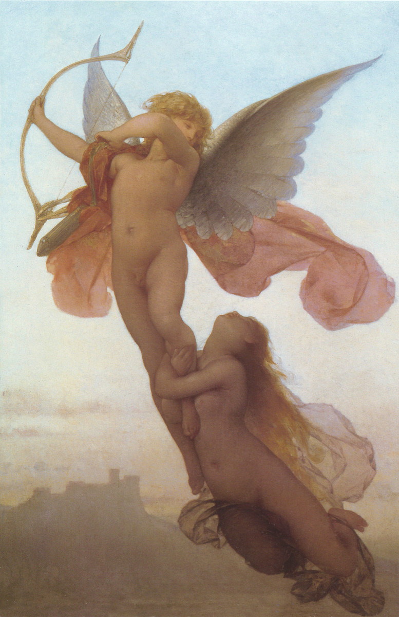 The Love of Psyche, 1878