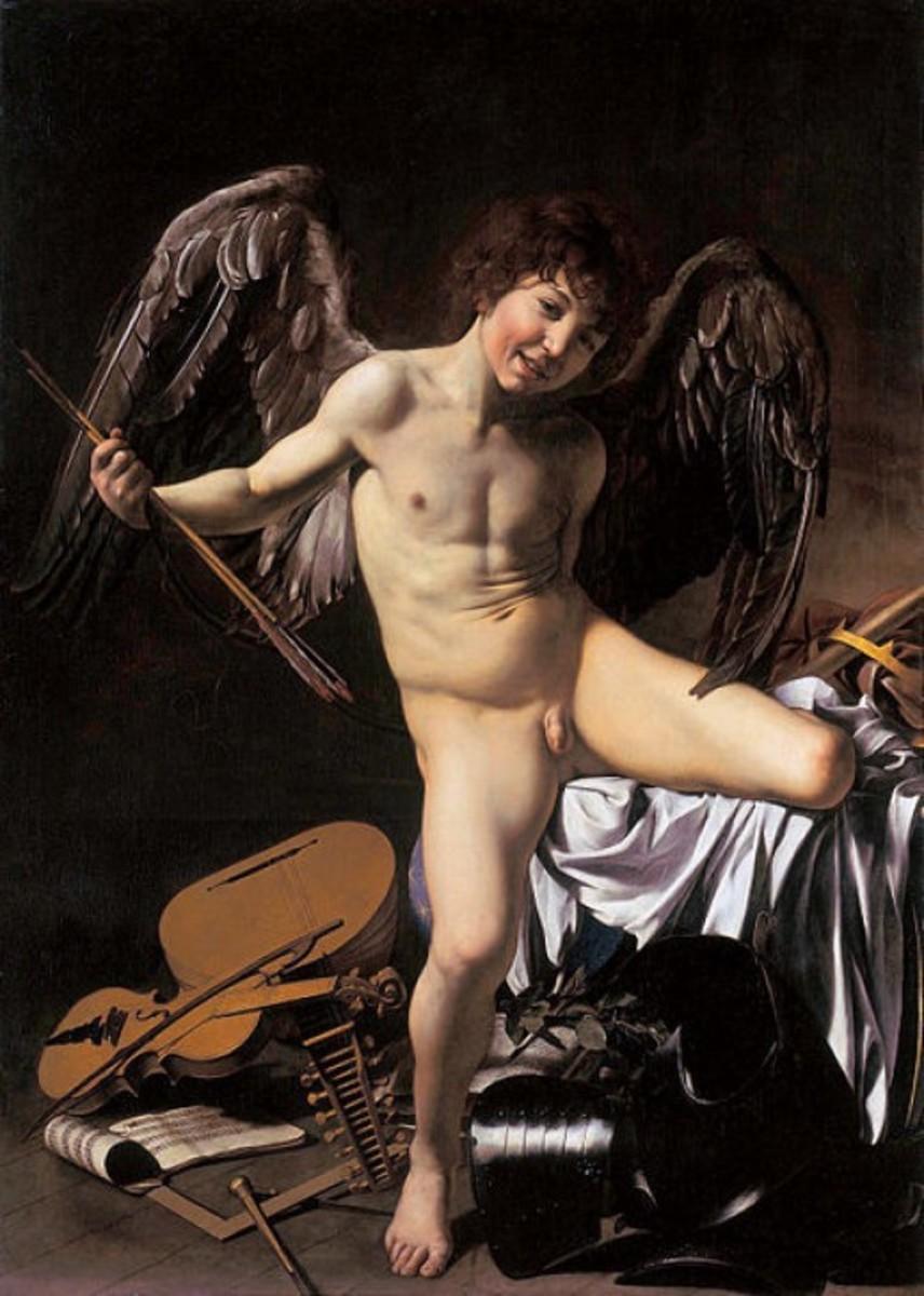Amor Vincit Omnia (Love Conquers All), 1601